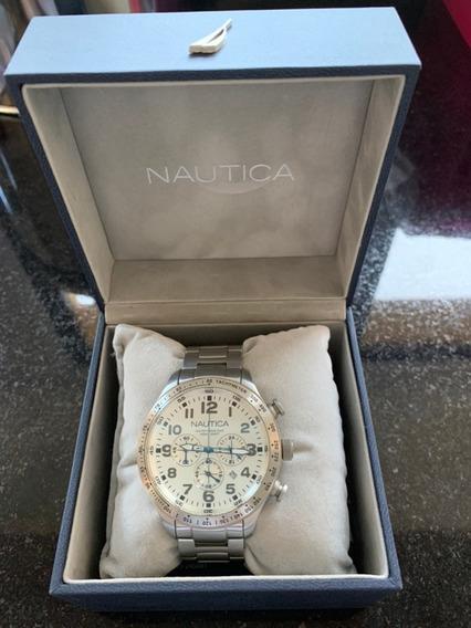 Relógio Nautica A18593g Original