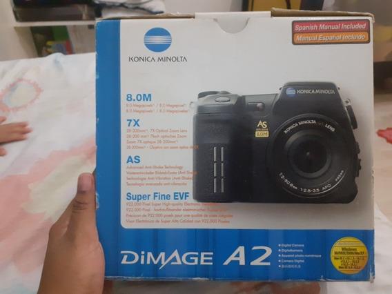 Câmera Fotográfica Semi Profissinal