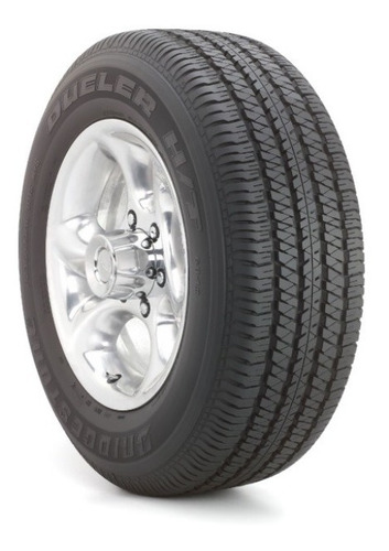Imagen 1 de 5 de Neumático Bridgestone Dueler H/t 684 Ii 265/60 R18 110t