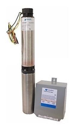 Goulds 10sb05412c 4 Bomba De Pozo De Agua Sumergible, 10 Gpm