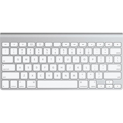 Apple Bluetooth Wireless Keyboard Teclado Mac Original