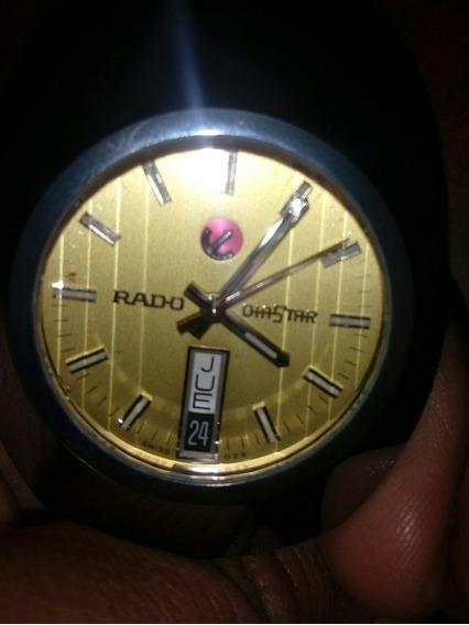 Reloj Rado Automático Diastar