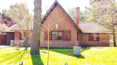 Casa En Alquiler Las Dunas 937 - Pinamar