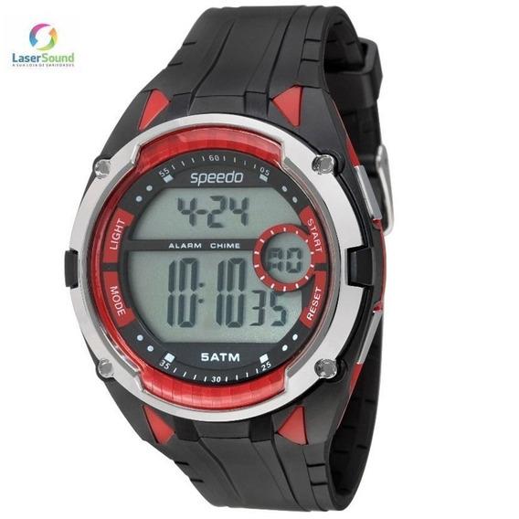 Relógio Speedo Masculino 81148g0evnp1 C/ Garantia E Nf