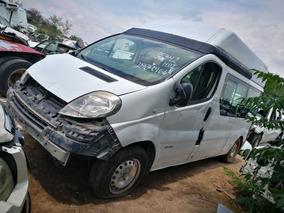 Desarmo Renault Traffic Diesel Modelo 2011 Solo Por Partes