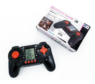 Juego Retro Tetris Atari Forma De Control Video Juegos.