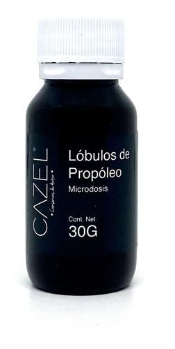 Imagen 1 de 2 de Glóbulos De Propóleo Chochos Naturales 30g Microdosis Oaxaca