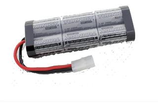 Bateria Turnigy Pack 3000mah 7.2v Nimh 10c Robotica Carro