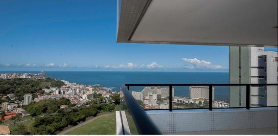 Apartamento Com 4 Quartos Revertidos Para 3 Suites, Nascente