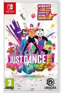 Juego Nintendo Switch Just Dance 2019