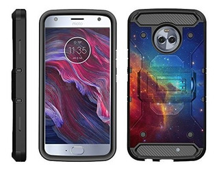 Estuche Forro Funda Para Motorola Moto X4 Funda | Moto X 4 A