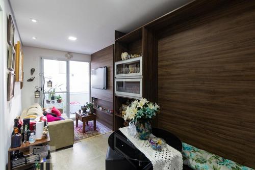 Apartamento À Venda - Jabaquara, 1 Quarto,  40 - S893121868