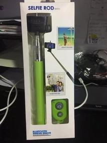 Pau De Selfie Para Videos E Fotos Controle Bluetooth Novo