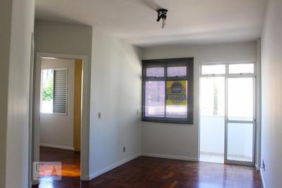 Apartamento No 5º Andar Com 1 Dormitório E 2 Garagens - Id: 892910251 - 210251
