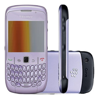 Celular Blackberry Curve 8520 256mb 2g 2mp Lavanda Vitrine 2