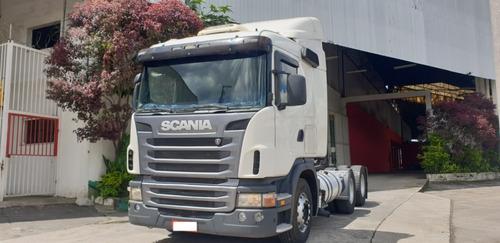 Scania G 420 6x4 Ano 2011