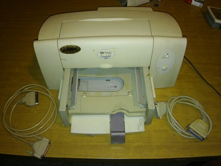 Impresora Epson C695c Usada