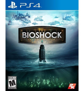Bioshock The Collection Ps4 Fisico