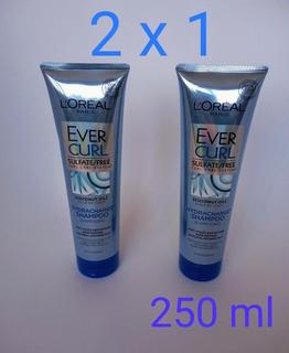 Ever Curl Sin Sulfato, Shampoo L