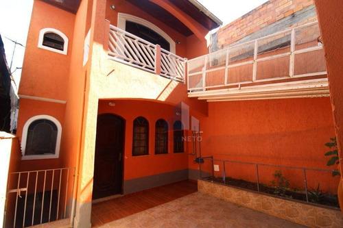 Imagem 1 de 30 de Sobrado Com 3 Dormitórios À Venda, 205 M² Por R$ 300.000 - Parque Das Américas - Mauá/sp - So0249