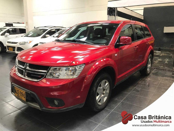Dodge Journey Automatico 4x2 Gasolina 2400cc