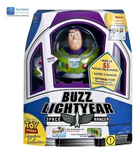 Toy Story Buzz Lightyear Español Castellano Interactivo Tv