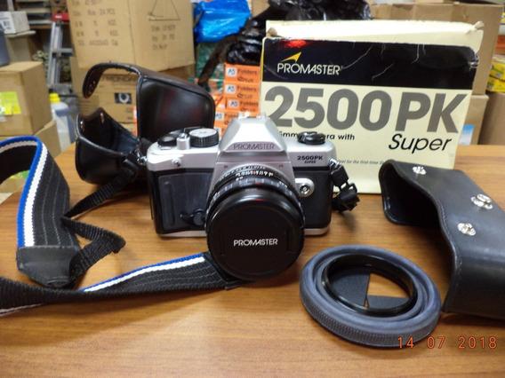 Camara Fotografica Manual