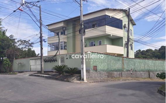 Apartamento Com 2 Dormitórios À Venda, 61 M² Por R$ 260.000 - Flamengo - Maricá/rj - Ap0273
