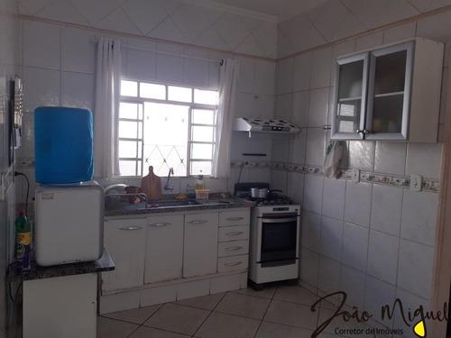 Casa Sao Francisco, Ca00520, Catanduva, Joao Miguel Corretor De Imoveis, Venda De Imoveis - Ca00520 - 69258458