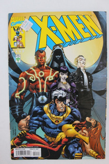 2003 Cómic X-men #117 Editorial Vid Marvel