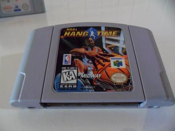 Nba Hang Time Para Nintendo 64 - Promoção