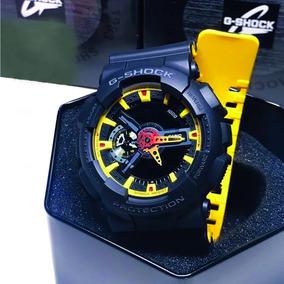 Relógio Casio G-shock Ga-110by 1adr - 12x S/ Juros + Frete