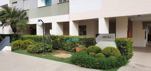 Imagem 1 de 19 de Apartamento Com 2 Dormitórios À Venda, 65 M² Por R$ 240.000,00 - Parque Itália - Campinas/sp - Ap2149