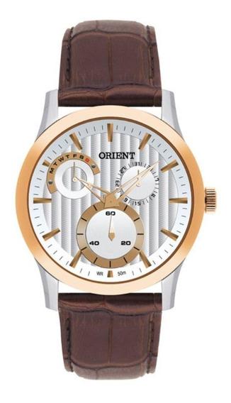 Relógio Orient Masculino Casual Mtscm001 S1mx. Original Nfe