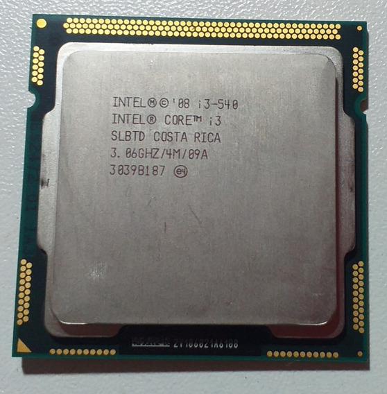 Intel I3 540