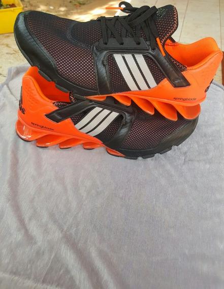 Tenis adidas Springblade Eforce Tam 42 Us 10 Original