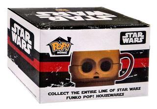 Funko Star Wars Pop Casa C-3po Taza Cerámica