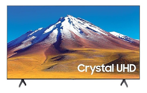Samsung Smart Tv 43 4k Crystal 43tu8000soport Pared Garantia