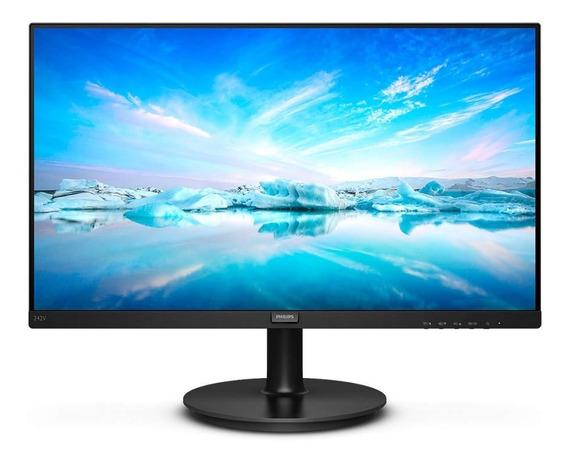 Monitor 23,8 Philips 242v8a Full Hd, Ips, C/ Som E D.port