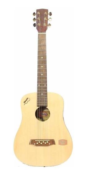 Guitarra Gracia Acustica Modelo Travel Baby