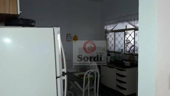 Casa Residencial À Venda, Jardim Santa Marta, Sertãozinho. - Ca2338