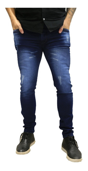 Calça Jeans Masculina Skinny *95