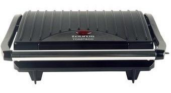 Sandwichera Mini Grill Tipo Panini Taurus Toast Co Negro Mercado Libre