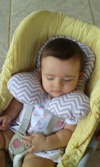 Almofada De Pescoço P/ Bebê Conforto