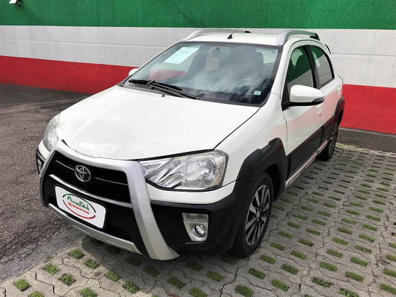 Etios Cross 1.5 Flex, Completo. Lindo Carro!