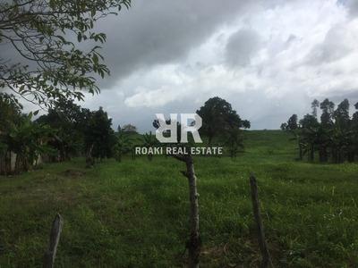 Excelente Terreno Para Fines Agricolas -ar0023