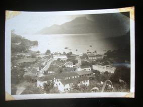 Mangaratiba Rio De Janeiro Cartão Postal Antigo Vista Area