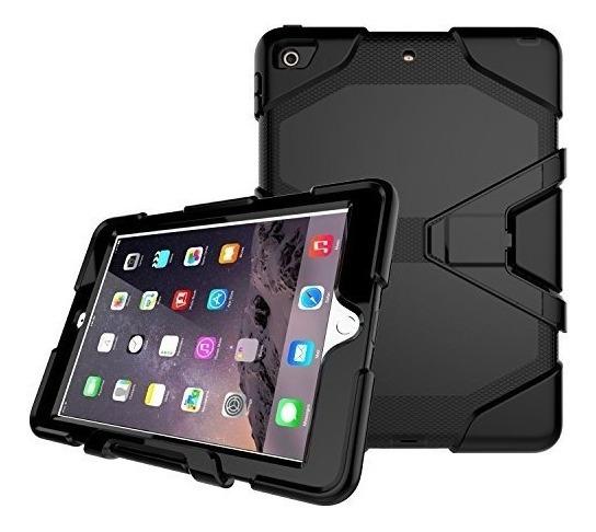 Capa iPad 9.7 2018 Apple A1893 A1954 Anti Impacto Survivor