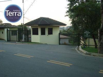 Terreno Residencial À Venda, Parque Dom Henrique, Granja Viana. - Te0220