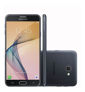 Celular Galaxy J7 Prime Preto G610m 32gb Tela 5.5 Vitrine